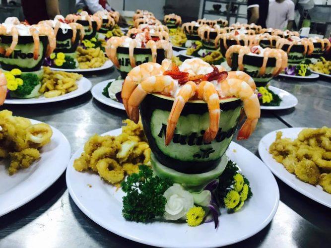 Dịch vụ nấu tiệc tại nhà uy tín và chất lượng tại tphcm