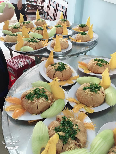 Đặt tiệc buffet tại Thefood.vn