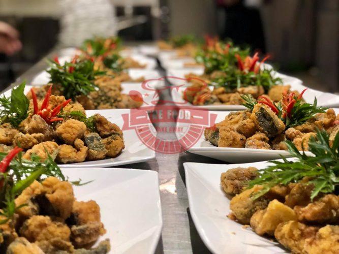 Thefood rất chăm chút và tâm huyết để tổ chức những bữa tiệc thành công và lịch sự