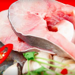 Lẩu cá lăng nấu măng chua ngon