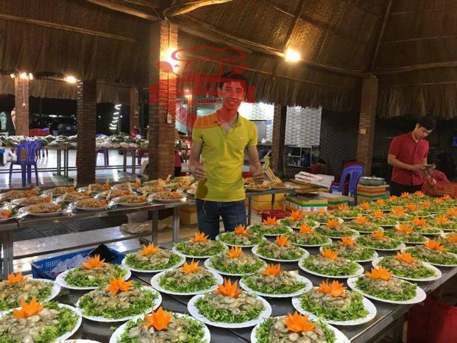 Tổ chức tiệc tại nhà tai thành phố hồ chí minh và các tỉnh lân cận.