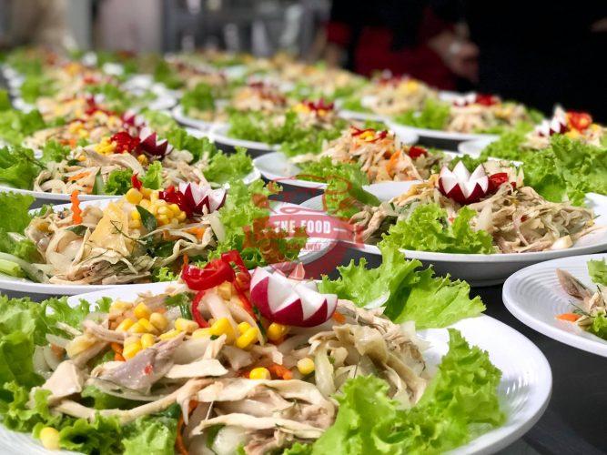 Hình ảnh thực tế cho dịch vụ đặt tiệc tại nhà của thefood