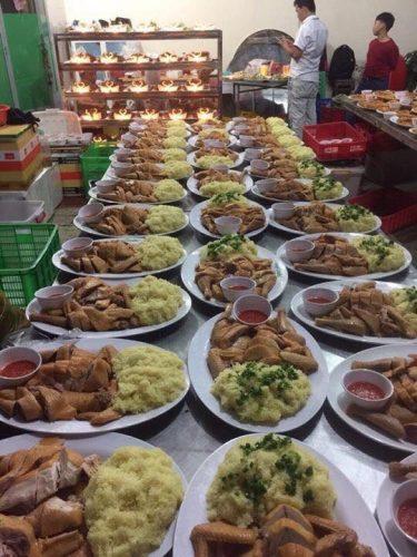 Đặt tiệc tại nhà ngon với tiêu chí món ăn ngon và trình bày đẹp mắt