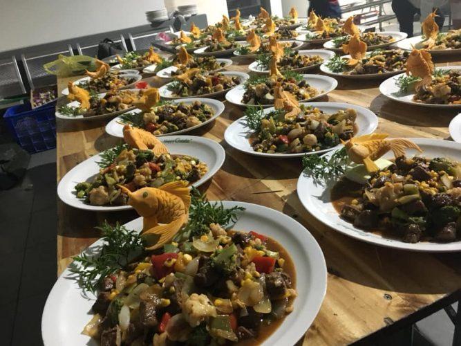 Những món ăn ngon cho dịch vụ đặt tiệc bàn cần phải đảm bảo hợp khẩu vị và trình bày đẹp mắt