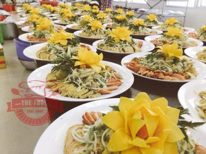 Nấu tiệc tại nhà - dịch vụ nấu tiệc tại nhà ngon các quận tại tp hcm