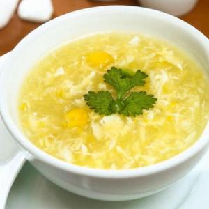 soup bắp cua